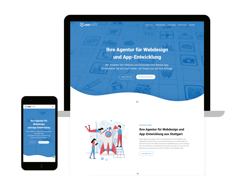 appropos Webdesign